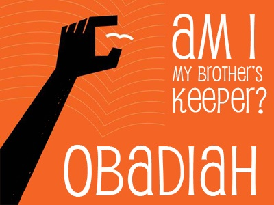 obadiah the prophet 4th of 12 minor prophets (hosea - malachi) • 35 books to follow it chapters:  1 verses: 21 words: 670 observations about obadiah.