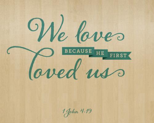 love god first