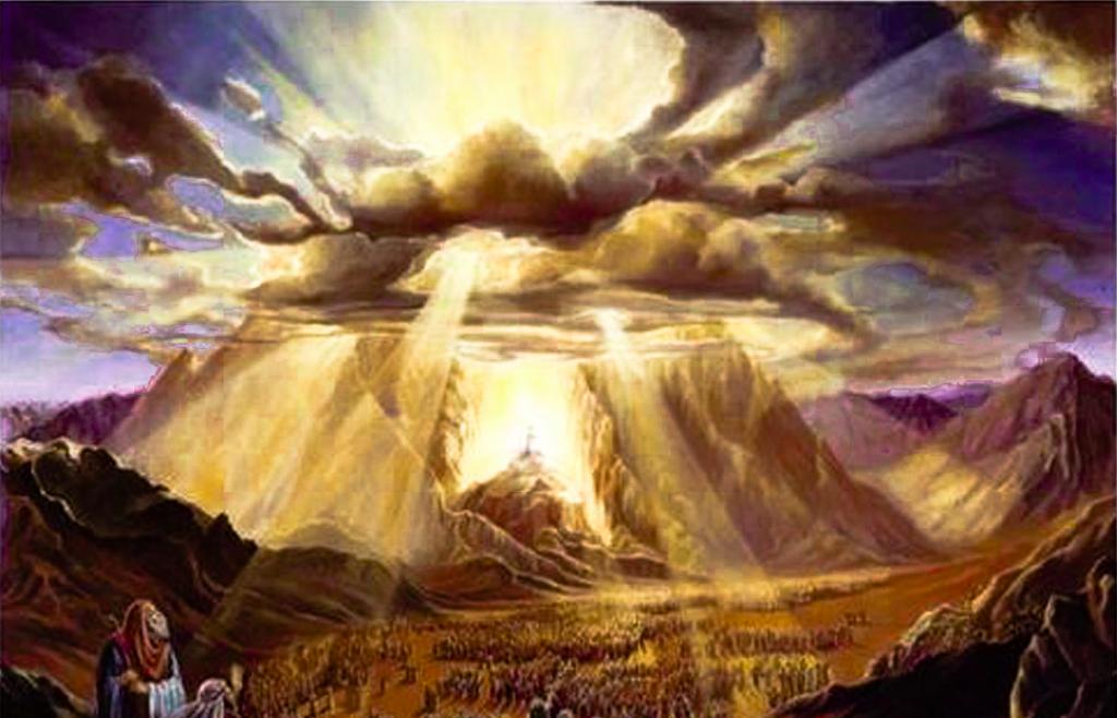 Exodus 19-21